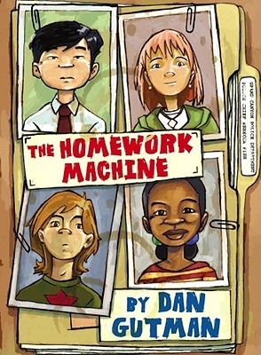 the return of the homework machine by dan gutman