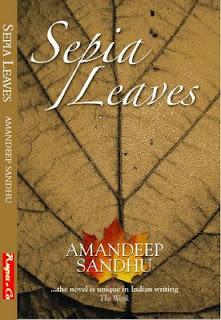 Sepia Leaves
