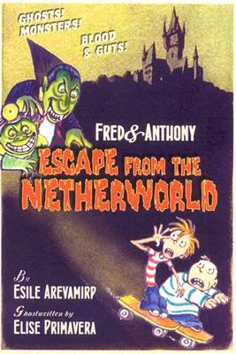 Fred & Anthony Escape from the Netherworld by Esile Arevamirp