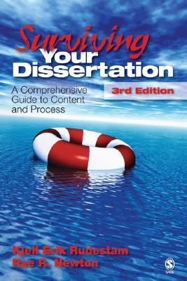 Surviving Your Dissertation by Kjell Erik Rudestam