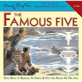 Famous Five 12 & 20