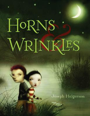 Book Review: Horns & Wrinkles by Joseph Helgerson
