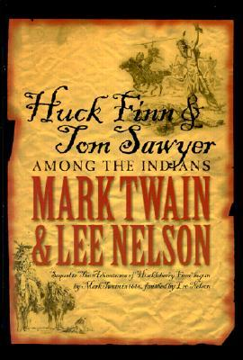 Huck Finn and Tom Sawyer Among the India...