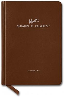 Keel's Simple Diary Vol. I (Brown) by Philipp Keel
