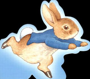 Peter Rabbit Giant Shaped Board Book