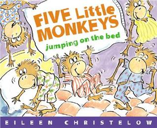 Five Little Monkeys Jumping on the Bed Big Book by Eileen Christelow