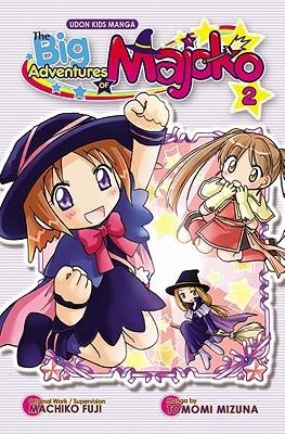 The Big Adventures of Majoko, Volume 2