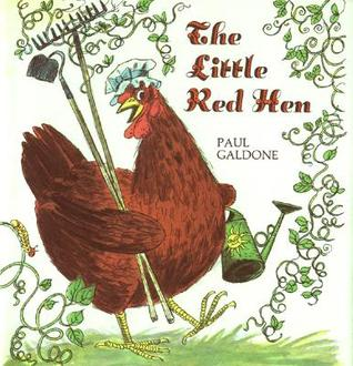 The Little Red Hen Big Book by Paul Galdone