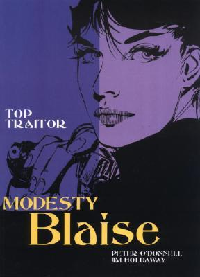 Top Traitor (Modesty Blaise Graphic Novel Titan #3)