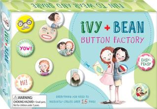 Ivy and Bean Button Factory