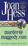 murder@maggody.com (Arly Hanks, #12)