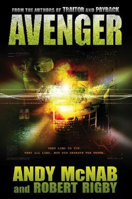 Avenger by Andy McNab