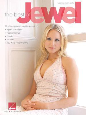 The Best of Jewel - Piano/Vocal/Guitar
