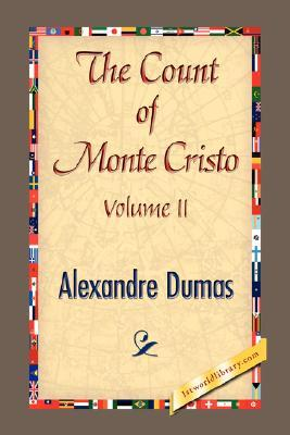 The Count of Monte Cristo Volume II by Alexandre Dumas