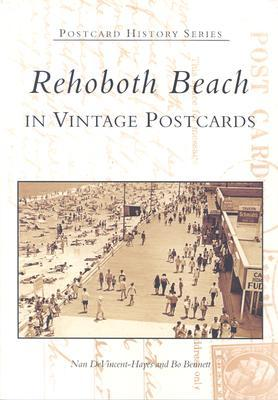 Rehoboth Beach in Vintage Postcards