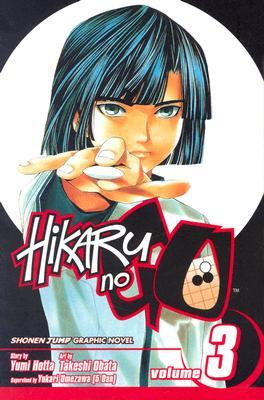 Hikaru no Go, Vol. 3 by Yumi Hotta