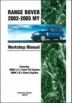 Range Rover Workshop Manual 2002-2005