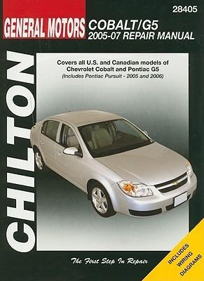 General Motors Cobalt/G5: 2005 through 2007