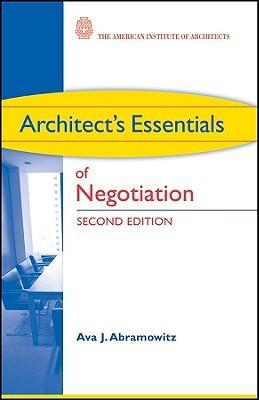 Architect's Essentials of Negotiation