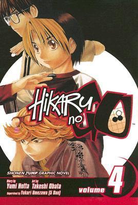 Hikaru no Go, Vol. 4 by Yumi Hotta