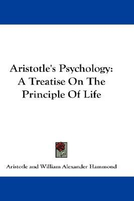 Psychology: A Treatise on the Principle of Life