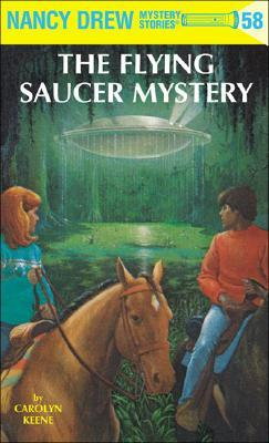 The Flying Saucer Mystery (Nancy Drew, #58)