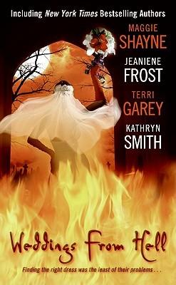 Weddings From Hell (Includes: Night Huntress #2.5; Brotherhood of Blood, #3.5; Nicki Styx, #2.5)