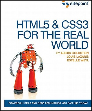 HTML5 & CSS3 For The Real World by Estelle Weyl