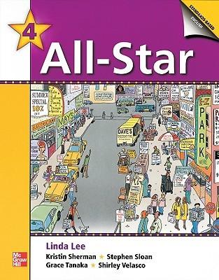 All Star 4 Audiocassette Program: Pre-Unit, Units 1-8