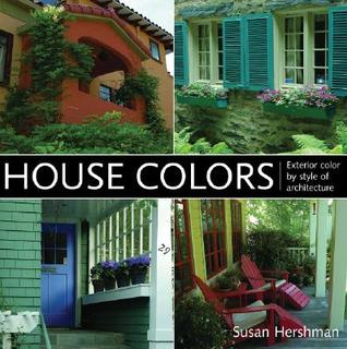 House Colors Exterior Color By Style Of Architecture By