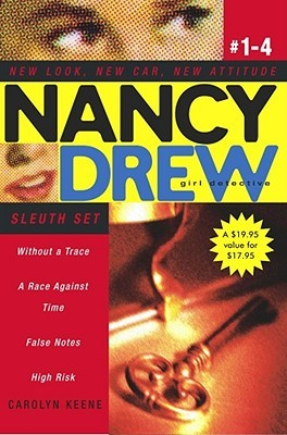Nancy Drew: Girl Detective: #1-4