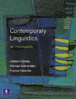 Contemporary linguistics an introduction by william d ogrady fandeluxe Choice Image