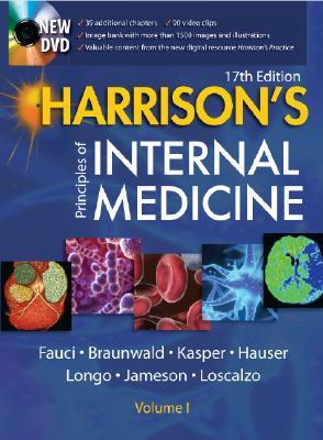 Harrison's Principles of Internal Medicine, 2 Volumes