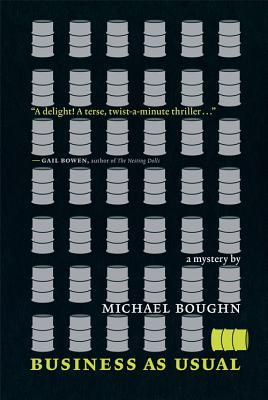 Business as Usual by Michael Boughn