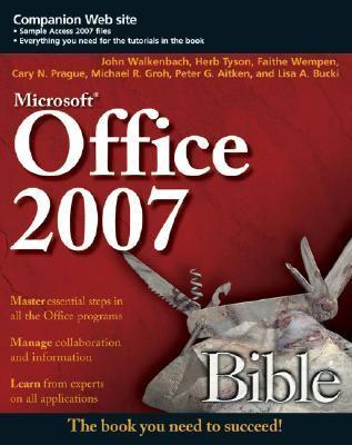 Office 2007 Bible