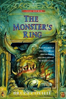The Monster's Ring by Bruce Coville