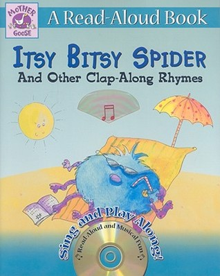 Mother Goose: Itsy Bitsy Spider And Other Clap Along Rhymes (Staplebound, Paperback Book, Cd)
