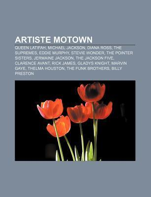 Artiste Motown: Queen Latifah, Michael Jackson, Diana Ross, the Supremes, Eddie Murphy, Stevie Wonder, the Pointer Sisters, Jermaine Jackson