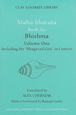 Mahabharata Book Six (Volume 1): Bhishma