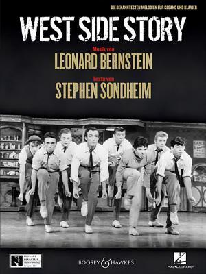 West Side Story Vocal Selections German Edition