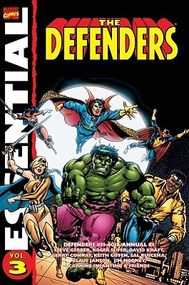 Essential Defenders, Vol. 3 by Steve Gerber