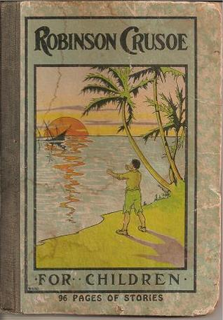 Robinson Crusoe for Children