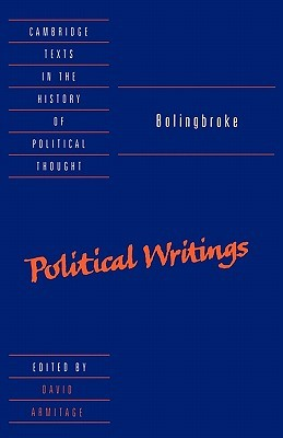 Bolingbroke: Political Writings