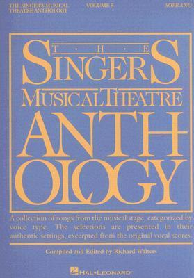 The Singer's Musical Theatre Anthology - Volume 5: Soprano Edition - Book Only