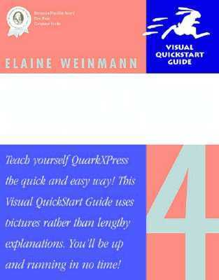 QuarkXPress for Windows QuickStart Visual Guide