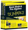 Basic Math and Pre-Algebra for Dummies Education Bundle [With Workbook]