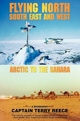 Flying North South East and West: Arctic to the Sahara