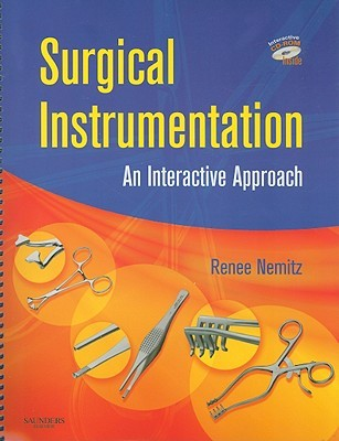 Surgical Instrumentation: An Interactive Approach [With CDROM]