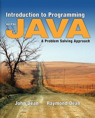 Introduction to programming with java a problem solving approach by introduction to programming with java a problem solving approach fandeluxe Choice Image