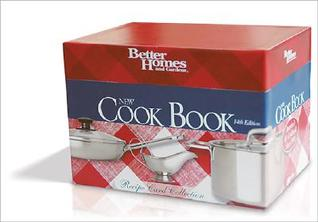New Cook Book, 14th Edition Recipe Card Collection (Better Homes and Gardens New Cook Book)